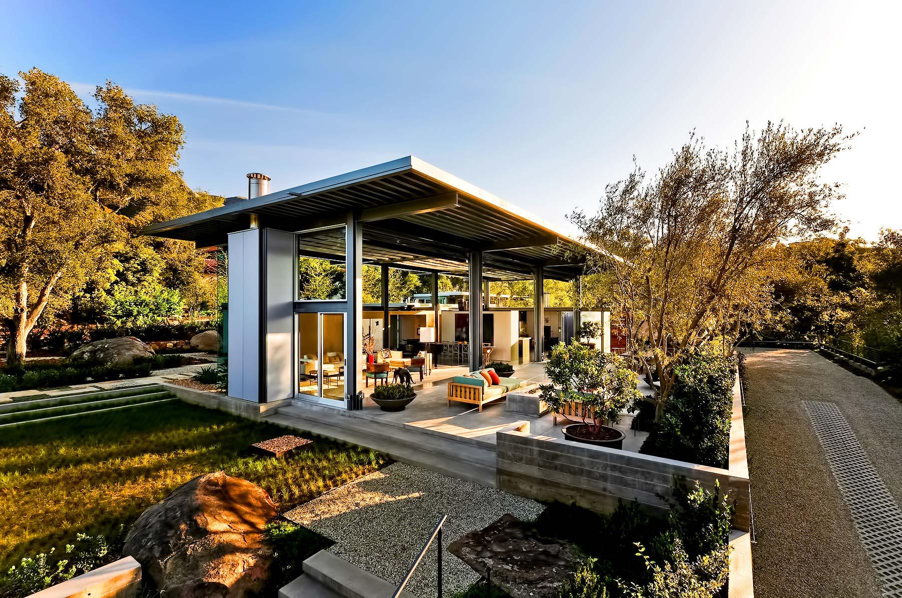 Ladera Residence - Montecito, CA, USA