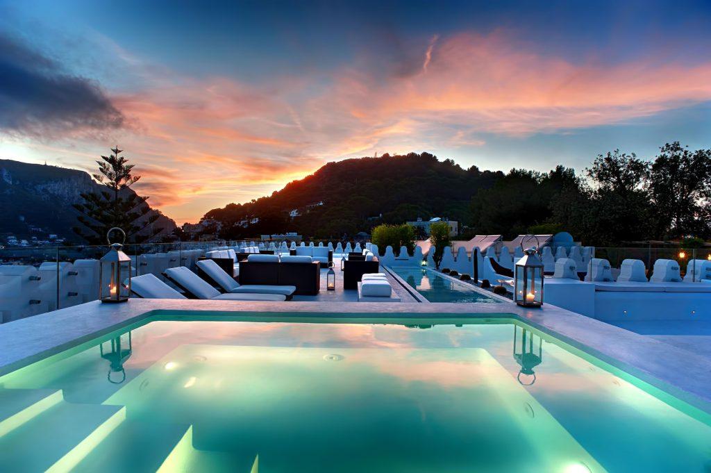 Villa Ferraro Residence - Capri, Naples, Campania, Italy