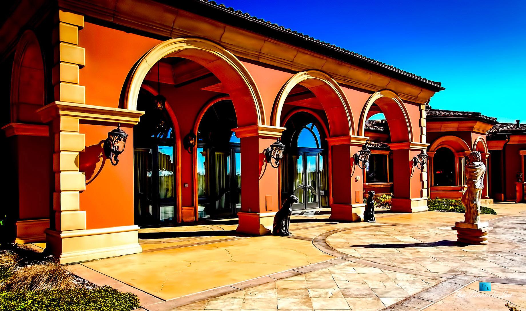Castello della Costa d'Oro – Exotic Garden Dr, Cambria, CA, USA