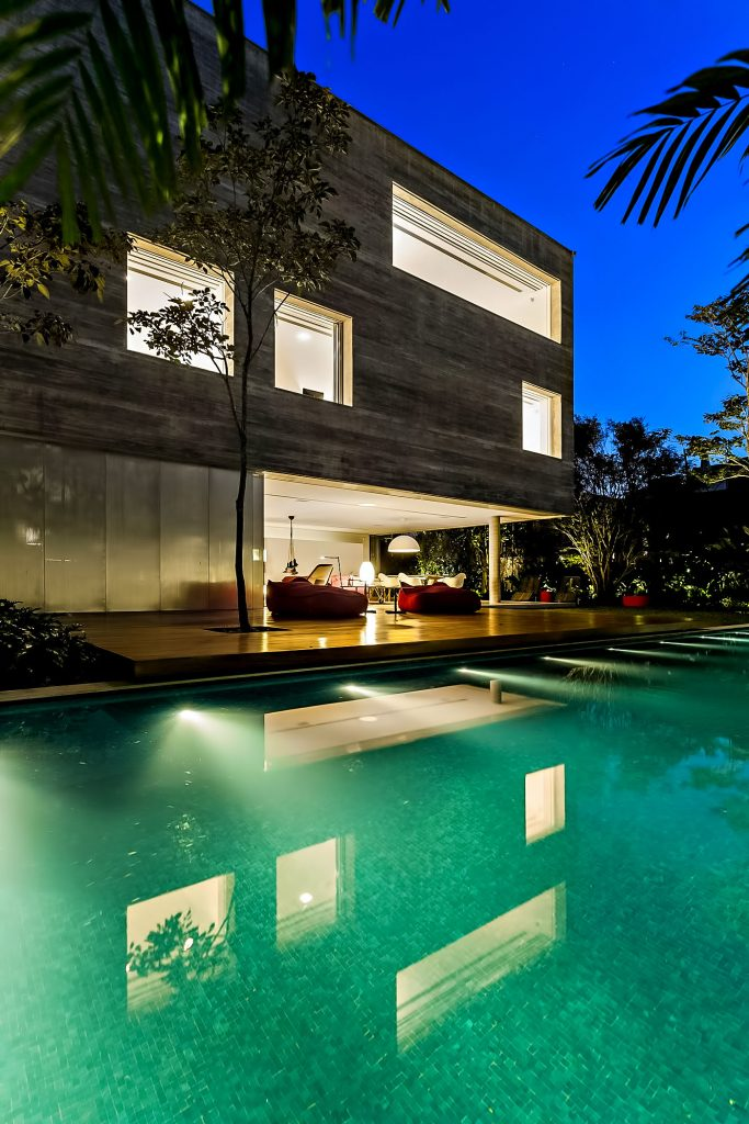 Casa Cubo - São Paulo, Brazil