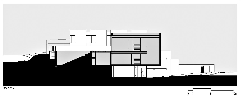 Section 1 - Paço de Arcos House - Oeiras, Lisbon, Portugal
