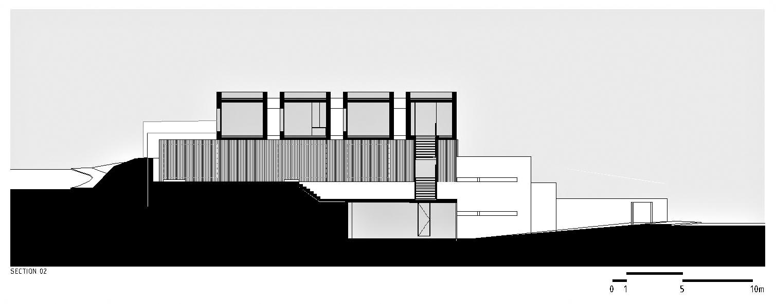 Section 2 – Paço de Arcos House – Oeiras, Lisbon, Portugal
