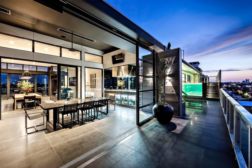 Cubo Luxury Penthouse - Melbourne, Victoria, Australia
