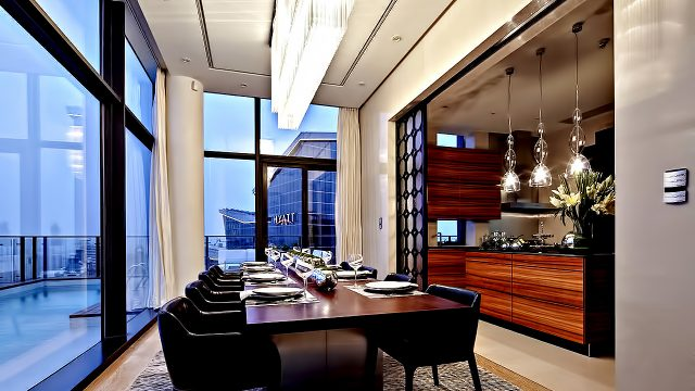 House of the Tree Penthouse - Shenzhen, Guangdong, China