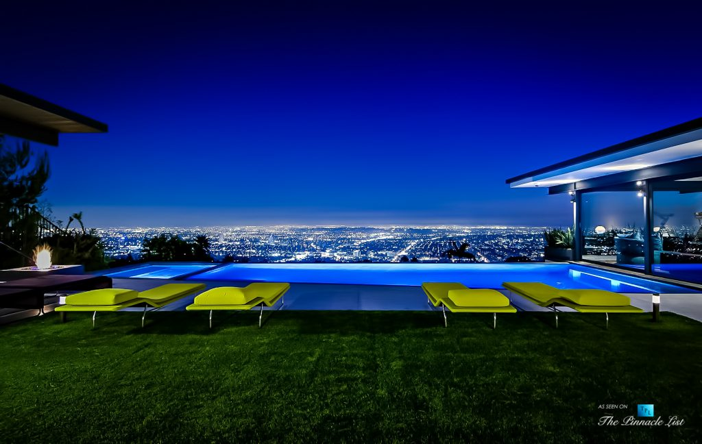 Matthew Perry Residence - 9010 Hopen Place, Los Angeles, CA, USA