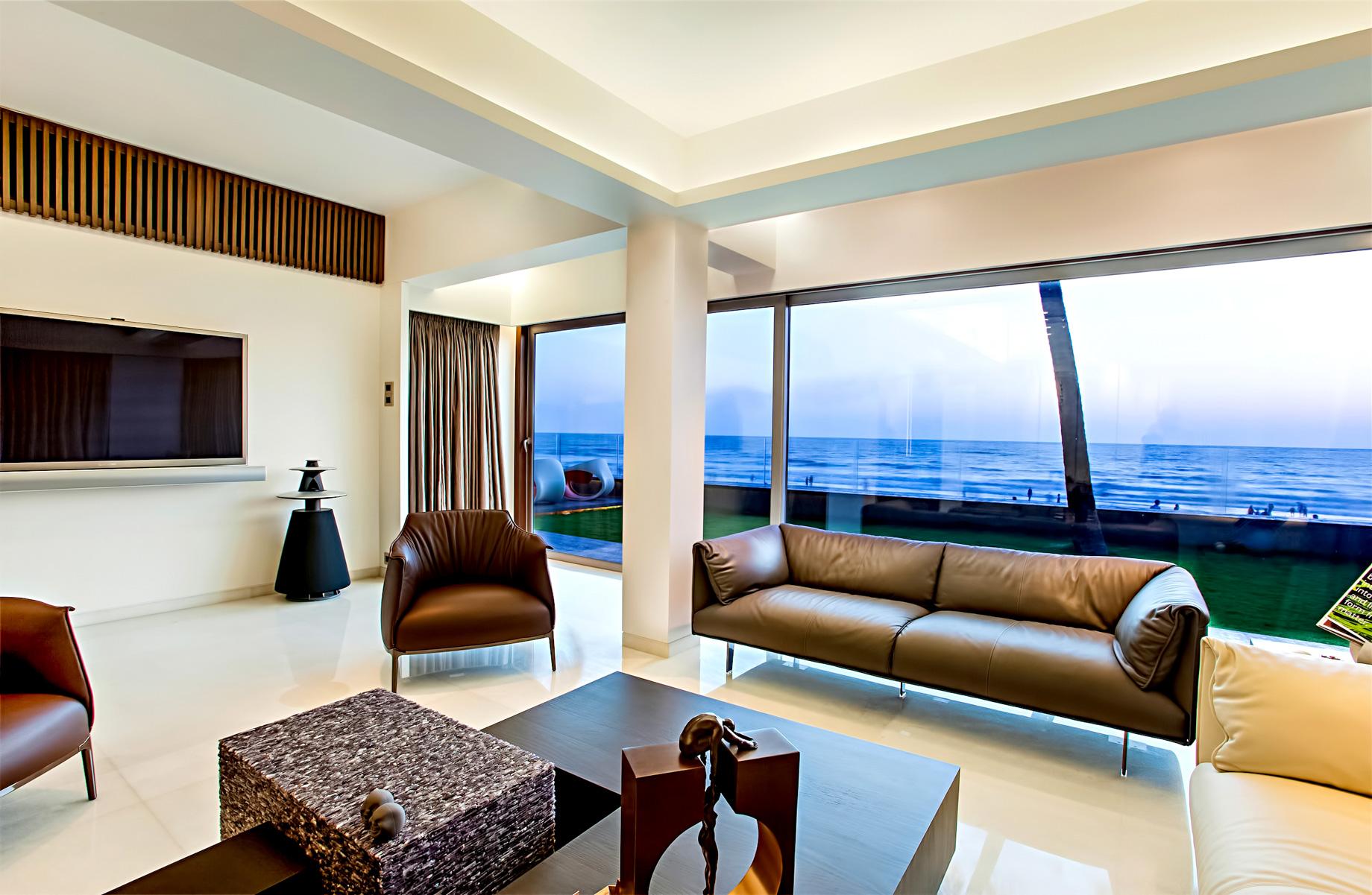 Juhu Beach Apartment – Mumbai, Maharashtra, India