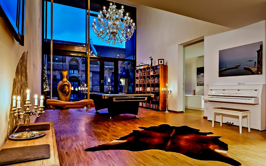 Yoo by Starck Luxury Apartment - Hafencity, Hamburg, Germany