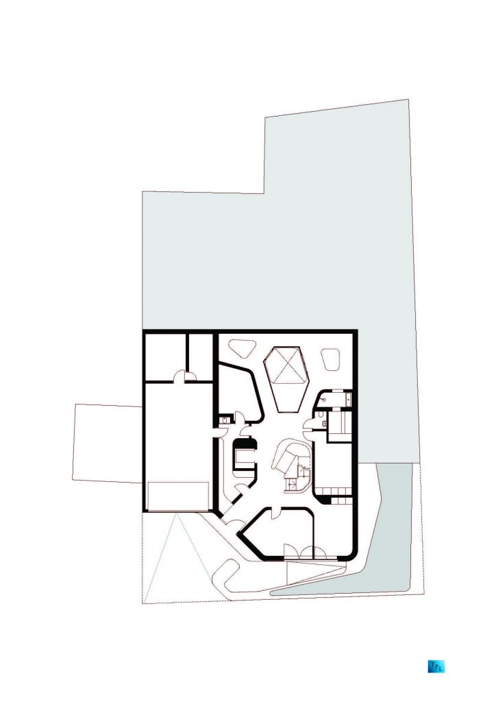 Floor Plans - OLS House - Stuttgart, Baden-Württemberg, Germany