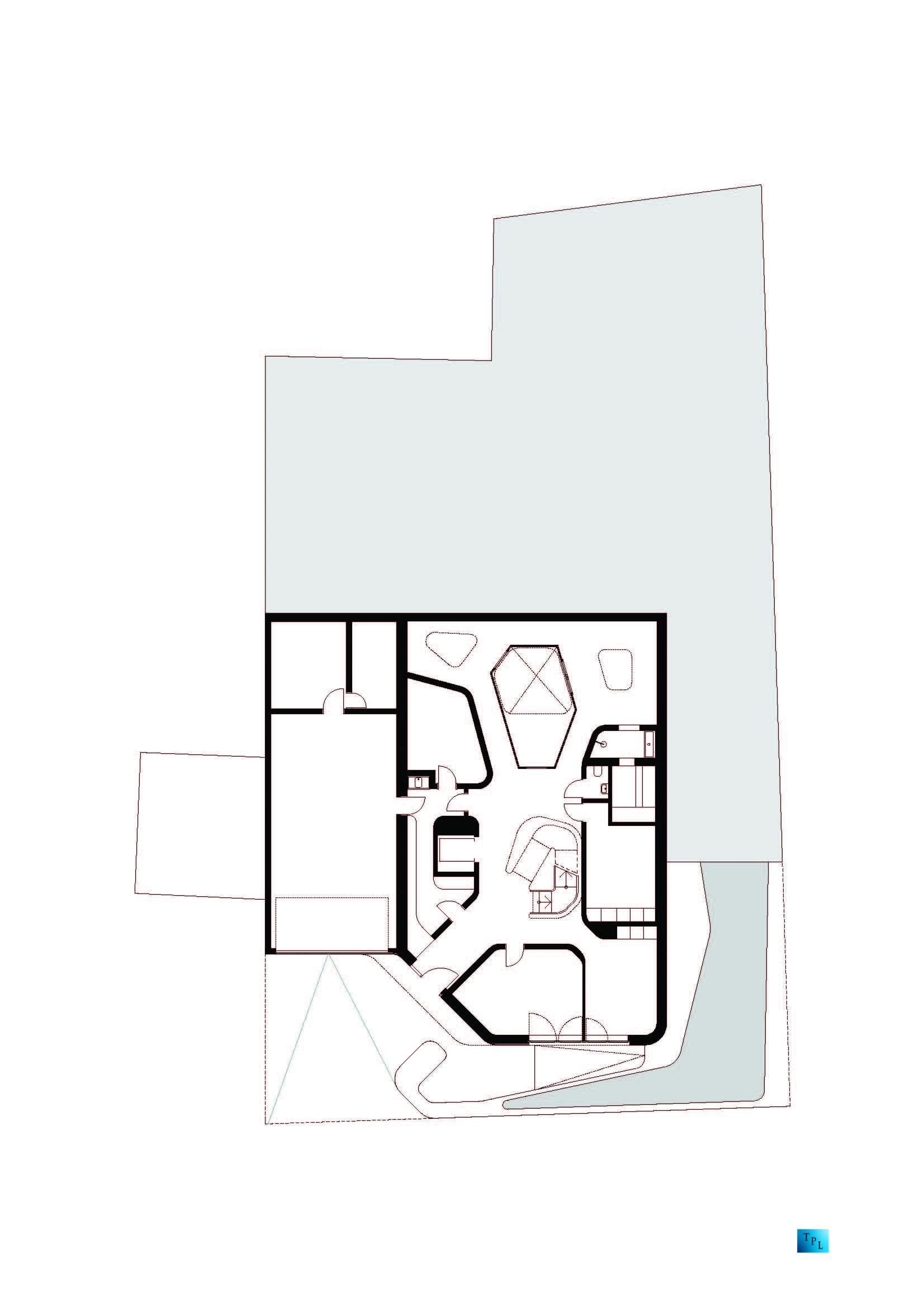 Floor Plans - OLS House - Stuttgart, Baden-Württemberg, Germany