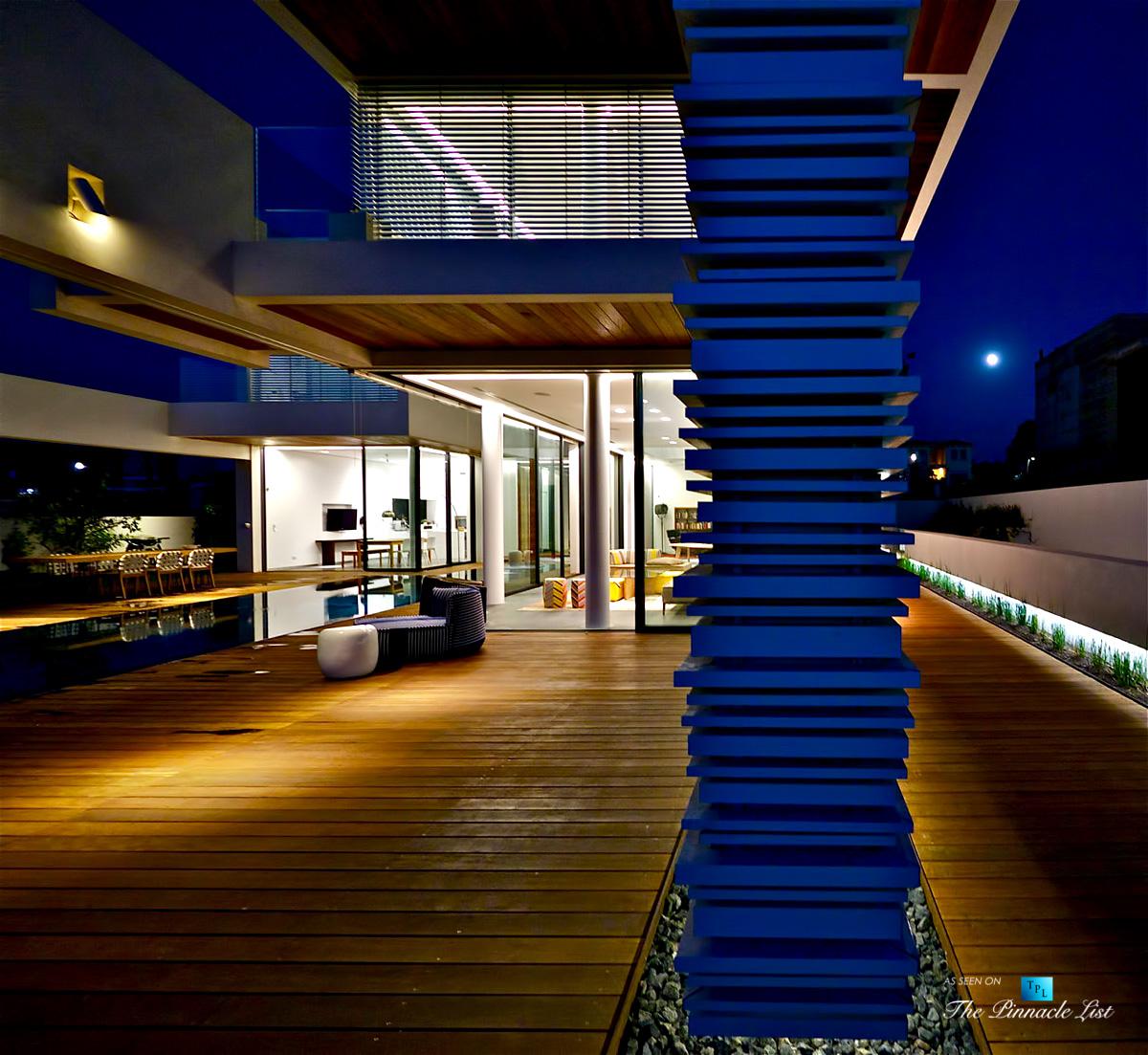 Villa C Residence – Caesarea, Haifa, Israel