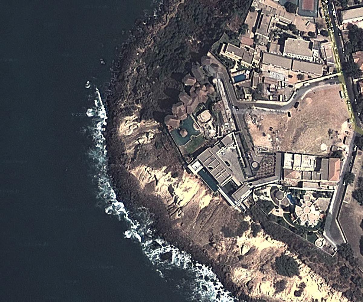 Aerial – Dakar Sow Residence – Dakar, Senegal