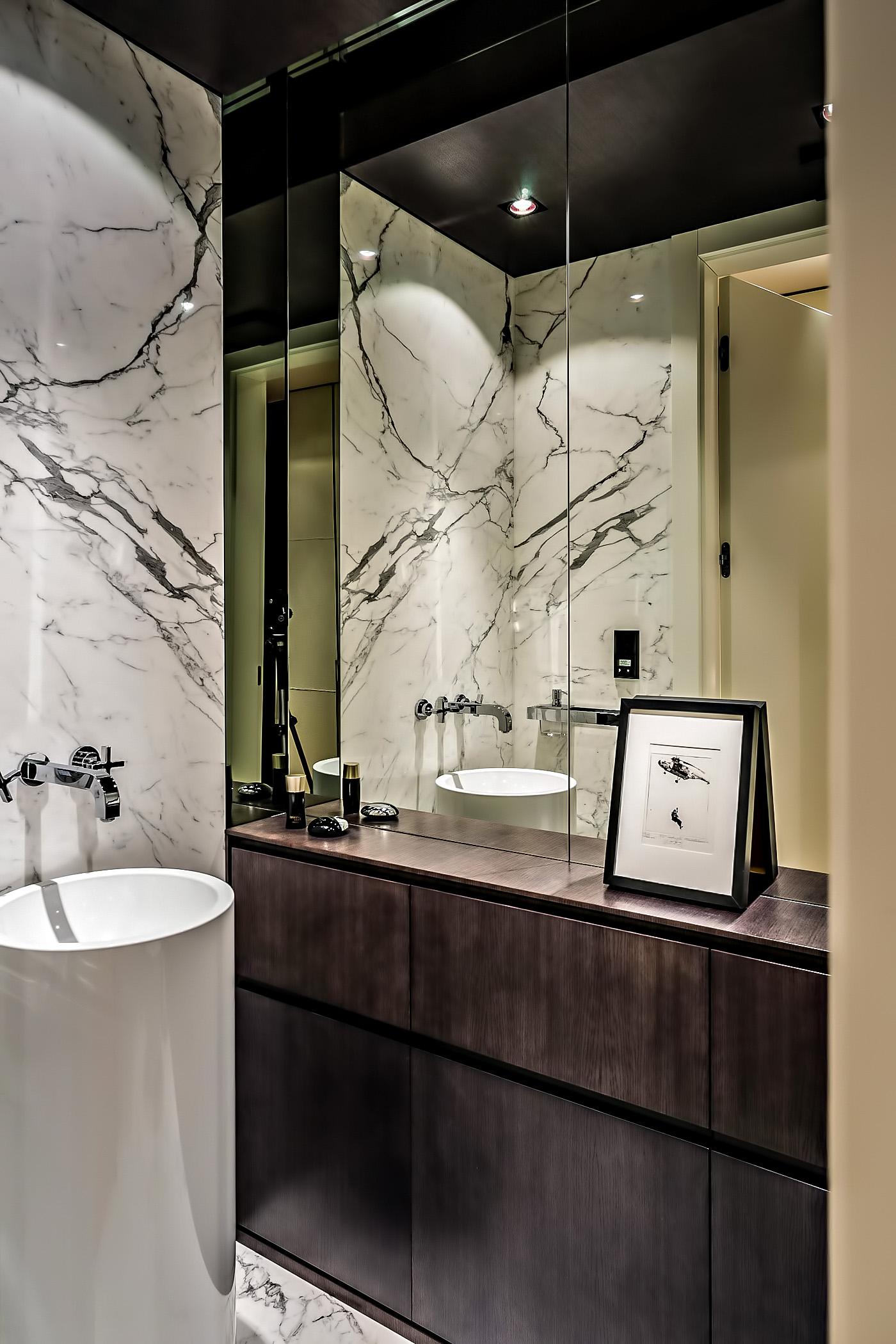 Nowe Powisle Luxury Penthouse – Warsaw, Poland
