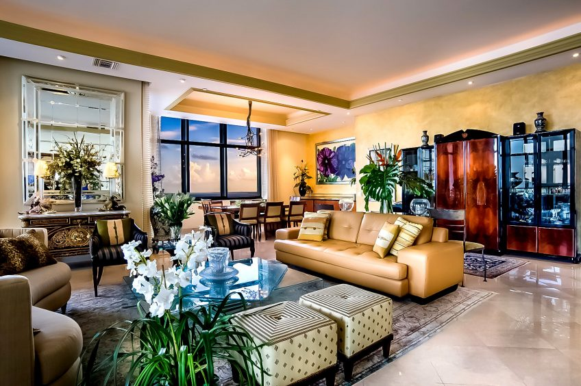 Villa Regina Penthouse - 1581 Brickell Avenue, Miami, FL, USA