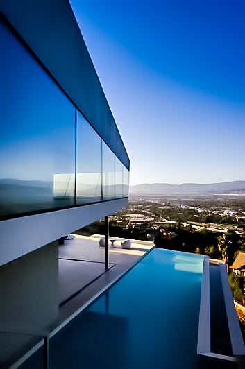 MUL Residence by VOID - 7691 Mulholland Drive, Los Angeles, CA, USA