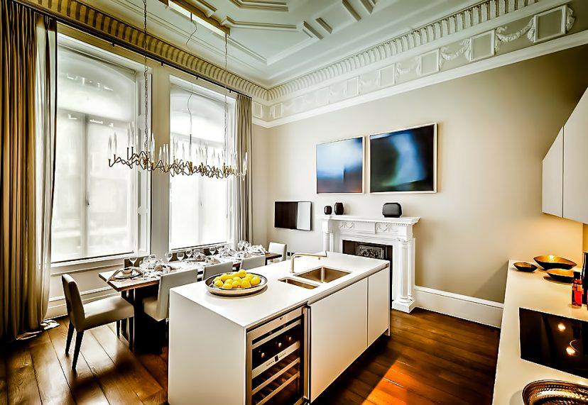 Apartment 1 - 6 Palace Gate, London, England, UK
