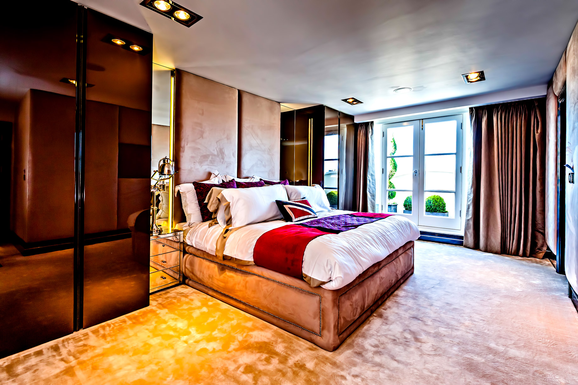 Flat 5 Apartment - 34 Holland Park, London, England, UK