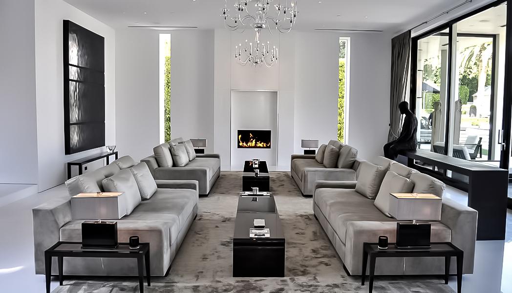 Simon Cowell Residence - 717 N Palm Drive, Beverly Hills, CA, USA