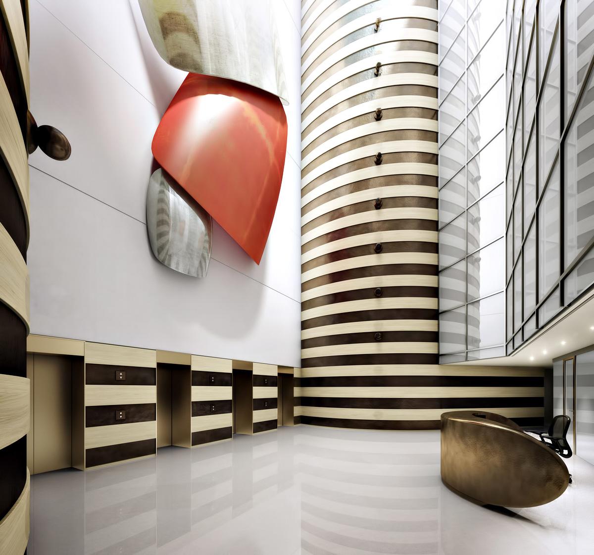 Tour Odeon Tower Penthouse – 36 Avenue de l'Annonciade, Monaco
