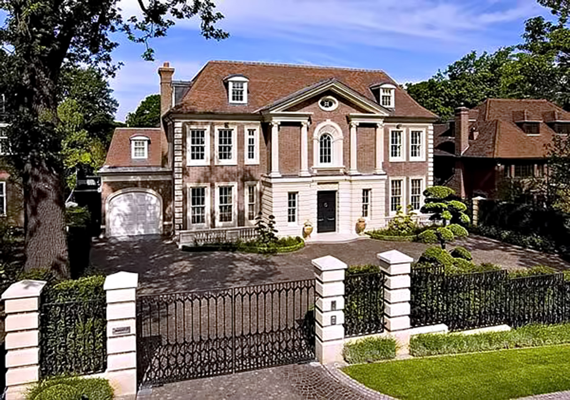 Lev Leviev Palladio Residence - Compton Ave, Highgate, London, England, UK