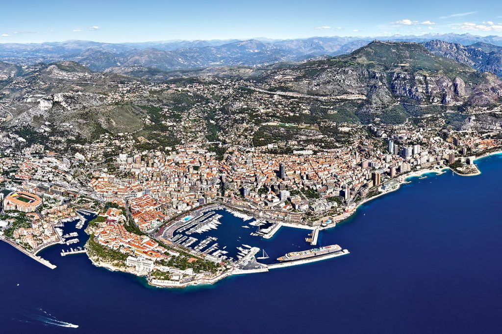 Tour Odeon Tower Penthouse - 36 Avenue de l'Annonciade, Monaco