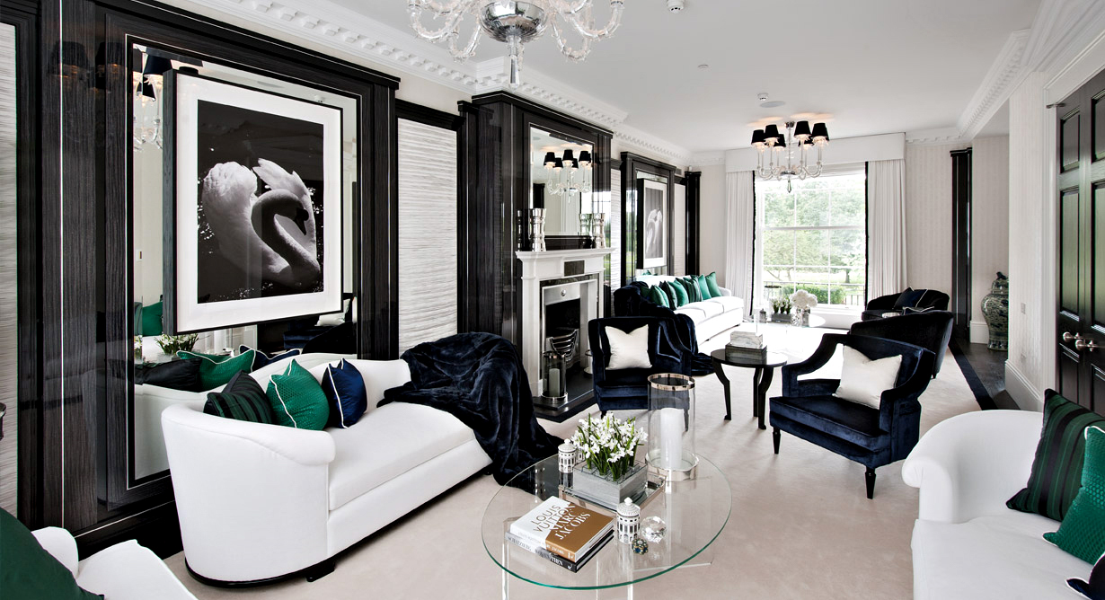 Lethbridge House – 20 Cornwall Terrace, Marylebone, London, England, UK