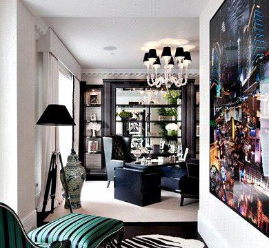 Lethbridge House - 20 Cornwall Terrace, Marylebone, London, England, UK
