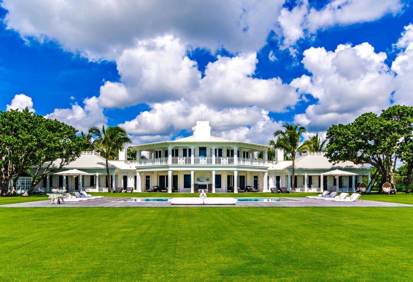 Celine Dion Residence - 215 S Beach Rd, Jupiter Island, FL, USA