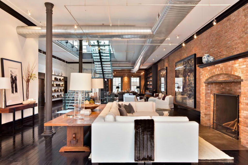 Tribeca Loft Mansion - 144 Duane Street, New York, NY, USA
