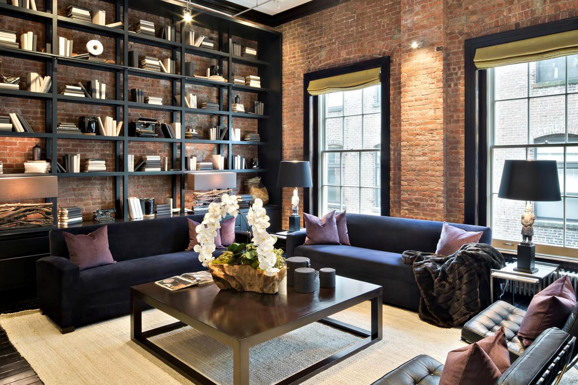 Tribeca Loft Mansion – 144 Duane Street, New York, NY, USA