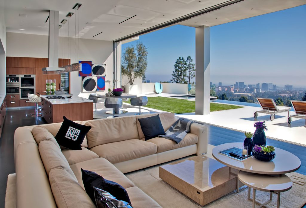 Bel Air Residence - 755 Sarbonne Rd, Los Angeles, CA, USA