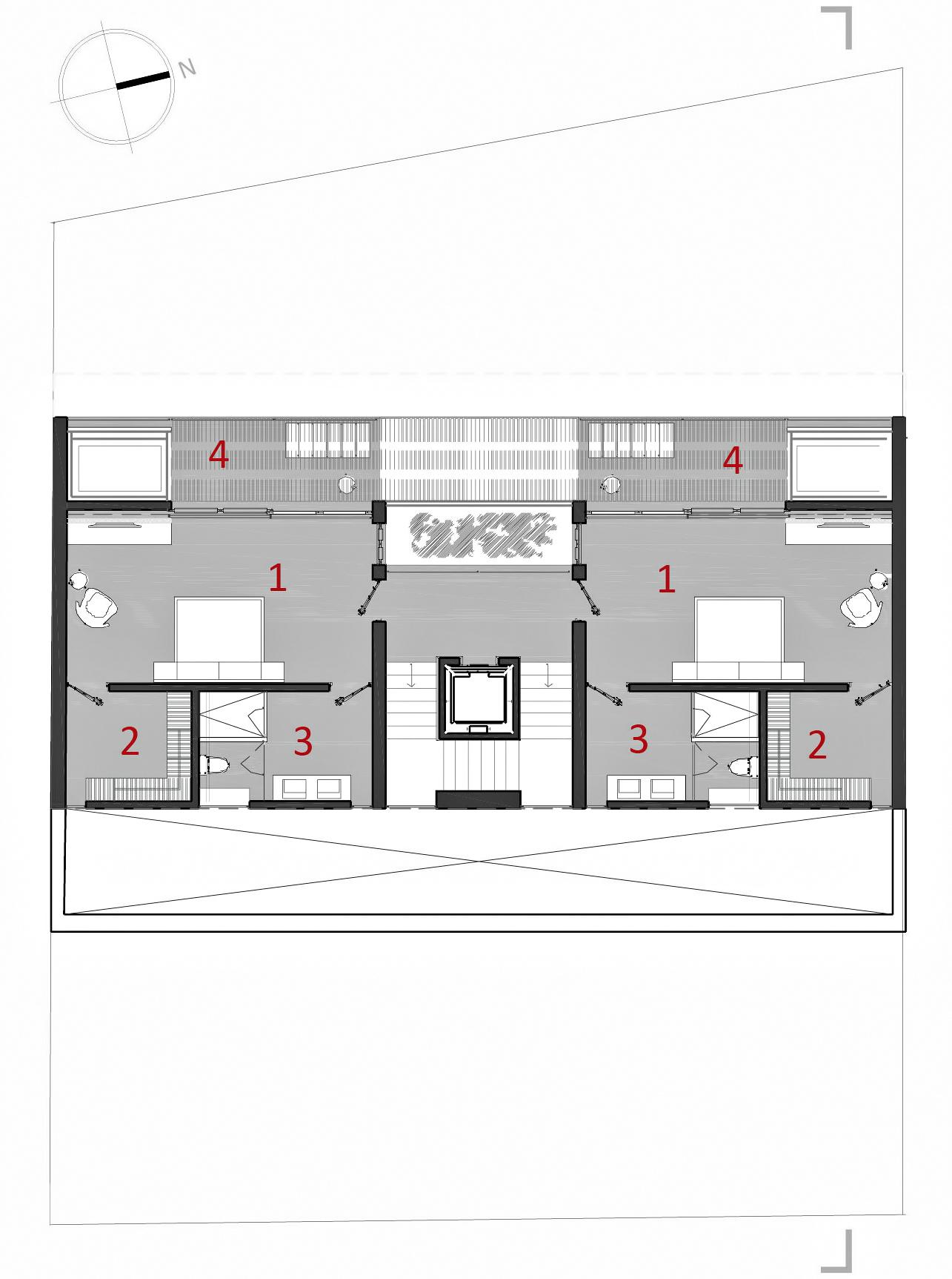 Floor Plans - Casa Almare Residence - Puerto Vallarta, Jalisco, Mexico