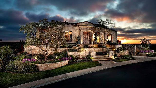 Romanesque Luxury Villa - The Strand at Headlands, Dana Point, CA, USA
