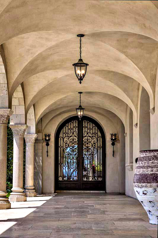Romanesque Luxury Villa – The Strand at Headlands, Dana Point, CA, USA