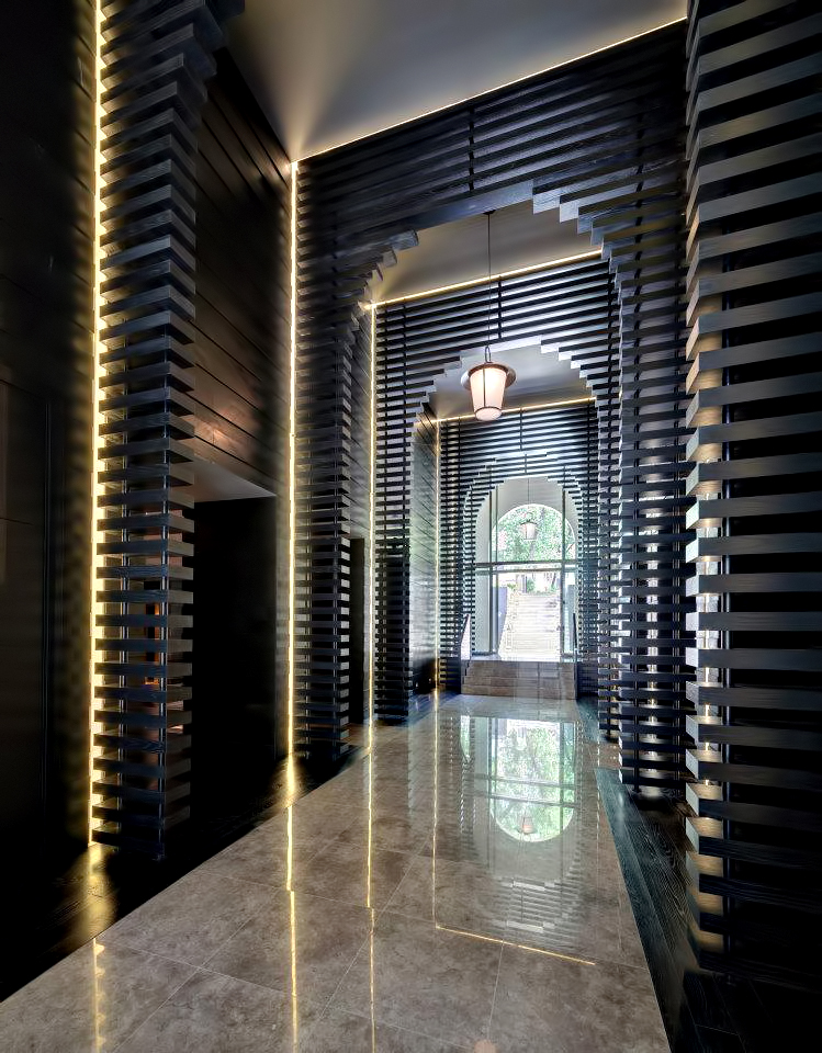 Barkli Virgin House Luxury Apartments - Moscow, Russia