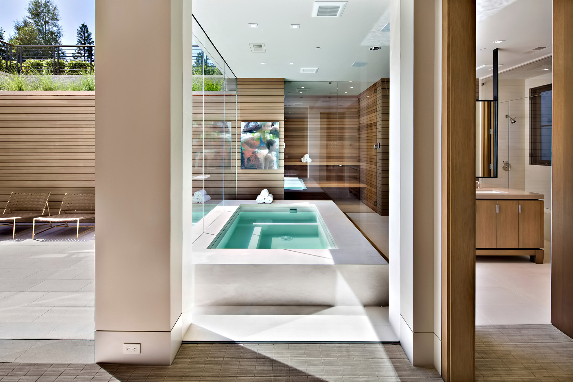 Billionaire Paul Allen Estate - 267 Camino Al Lago, Atherton, CA, USA