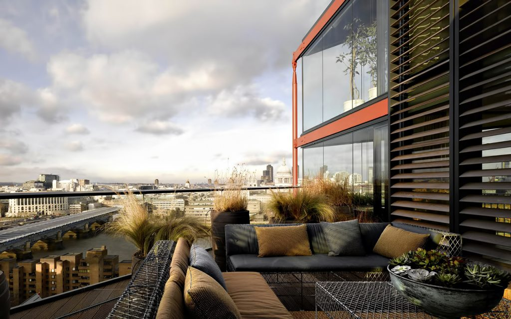 Neo Bankside Luxury Penthouse - London, England, UK