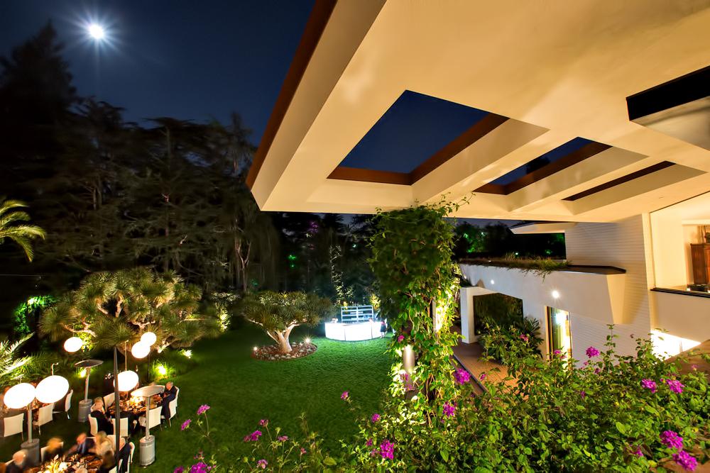 Ellen DeGeneres Brody House Residence – 360 S Mapleton Dr, Los Angeles, CA, USA