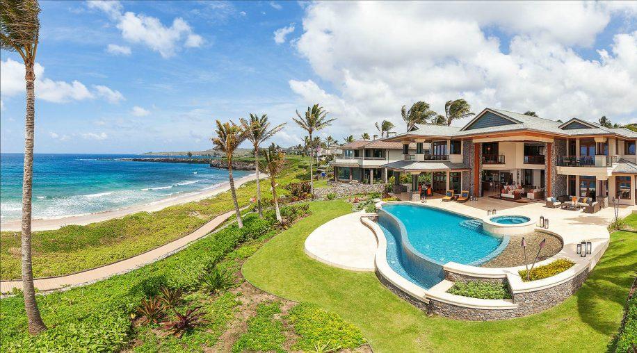 Pano - Maui Beachfront Estate - 3 Kapalua Place, Lahaina, HI, USA
