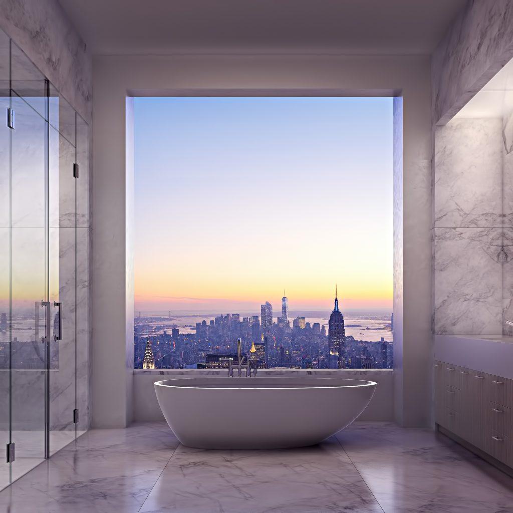 PH92 Luxury Penthouse - 432 Park Avenue, New York, NY, USA