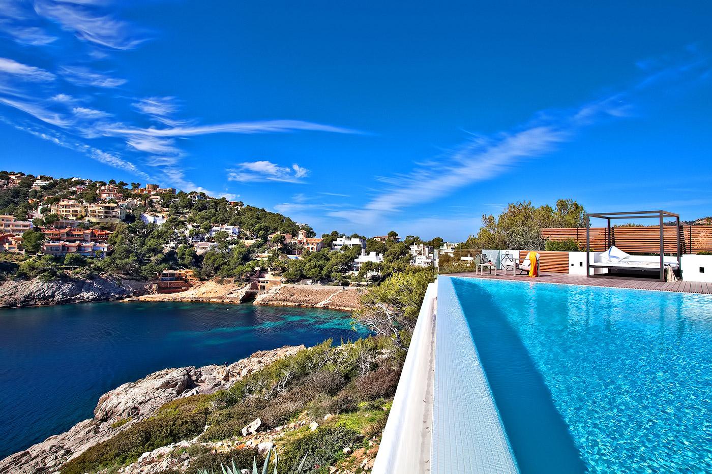 Villa Marmacen II – Cala Marmacen, Port d'Andratx, Mallorca, Balearic Islands, Spain