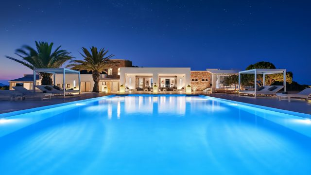 Tagomago Private Island Villa - Ibiza, Balearic Islands, Spain