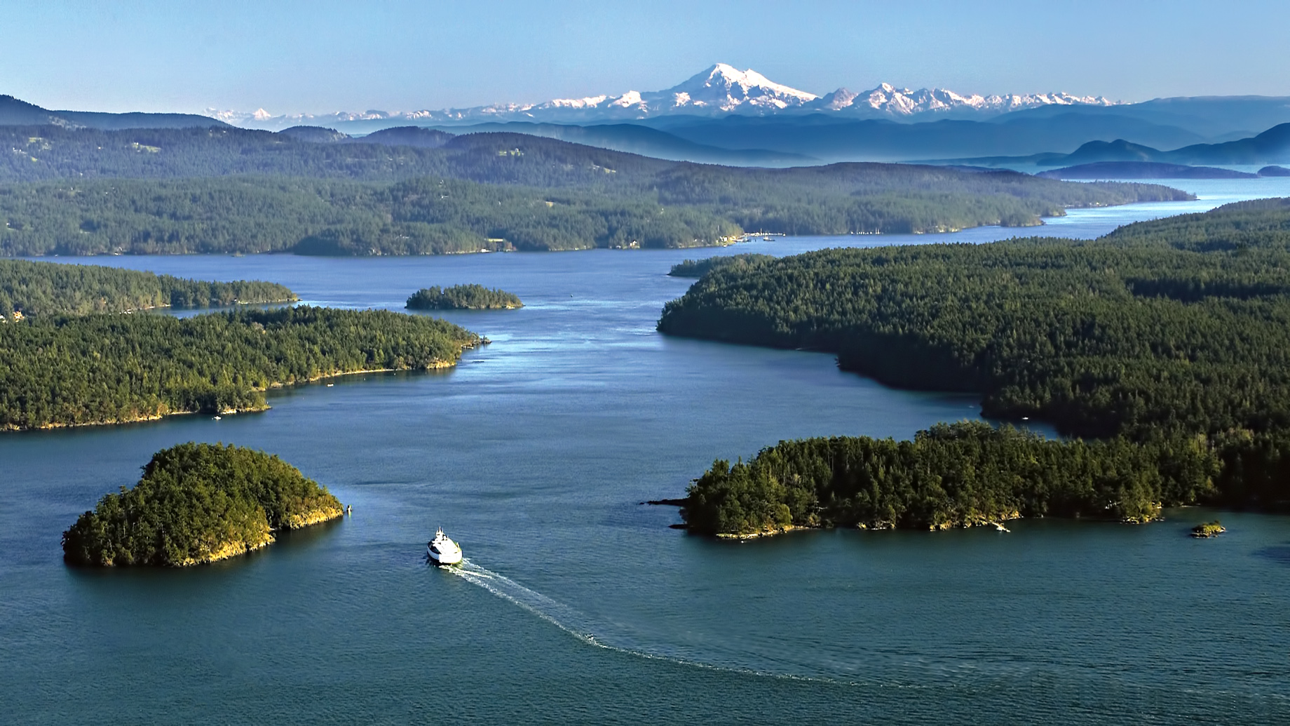 San Juan Islands - Washington, United States