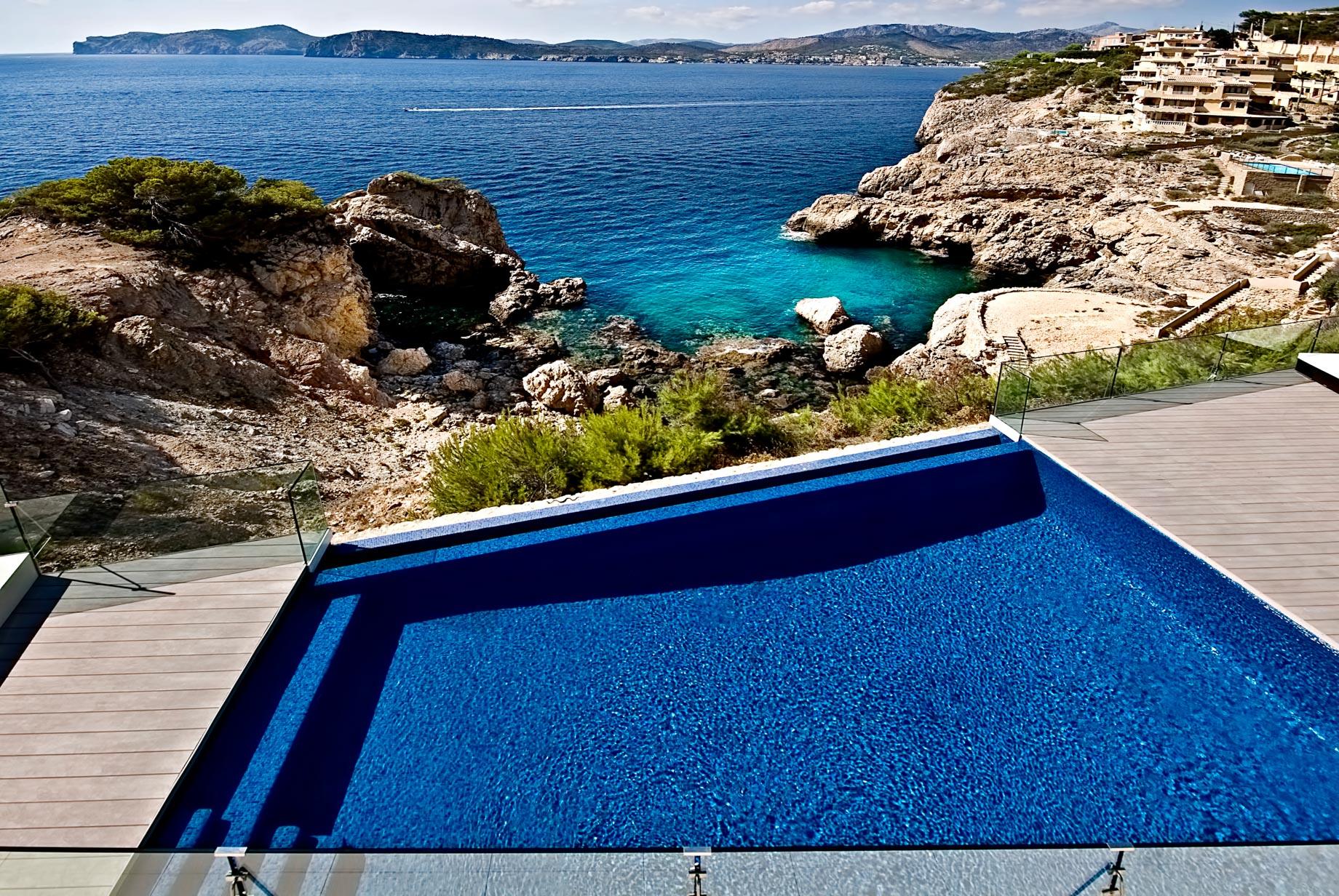 Calvia Luxury Villa - Santa Ponsa, Mallorca, Balearic Islands, Spain
