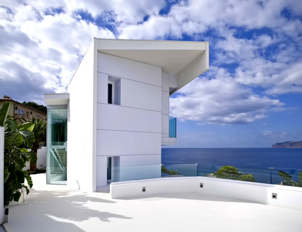 Calvia Luxury Villa - Santa Ponsa, Mallorca, Balearic Islands, Spain