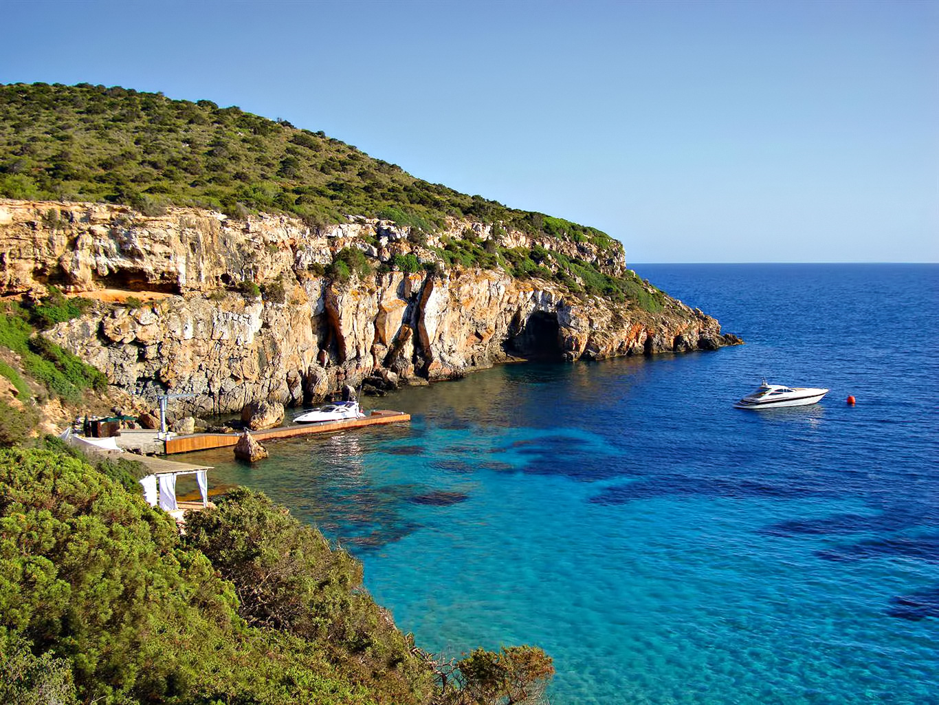 Tagomago Private Island Villa – Ibiza, Balearic Islands, Spain