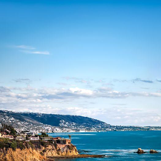Oceanfront Luxury Residence - 171 Emerald Bay, Laguna Beach, CA, USA