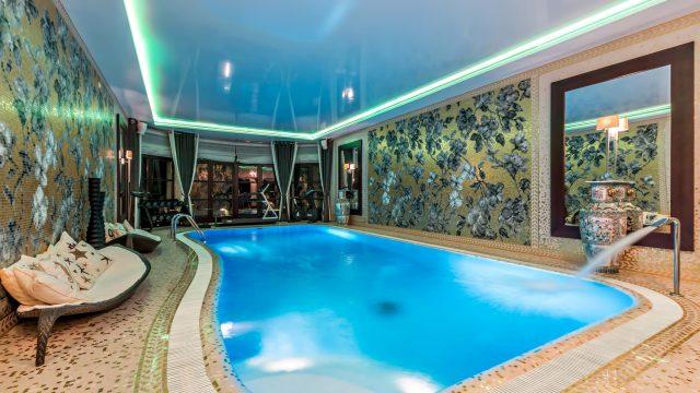 Konstancin Jeziorna Luxury Villa Residence - Warsaw, Poland