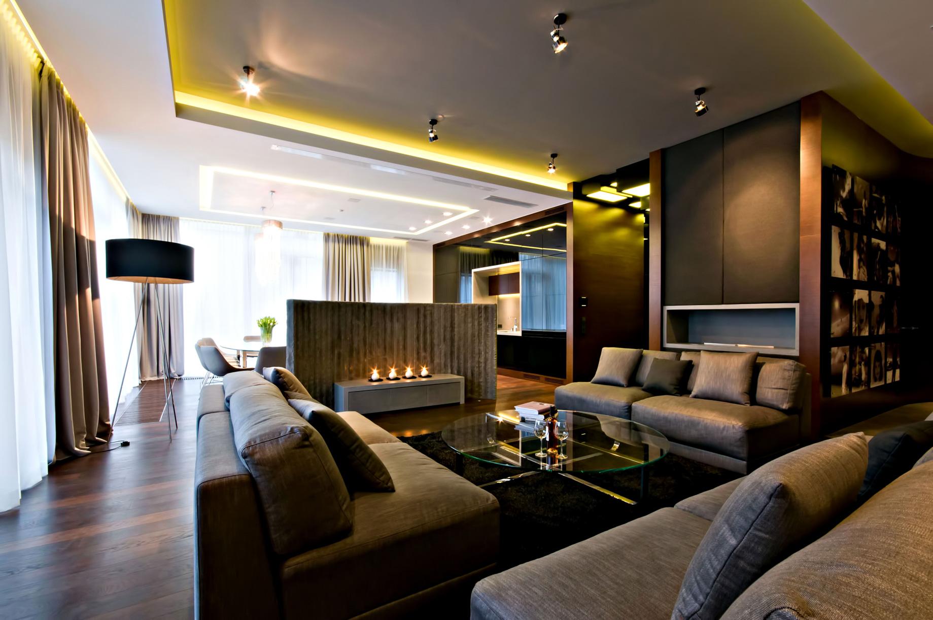 Lazienki Park Luxury Apartment Warsaw Poland The