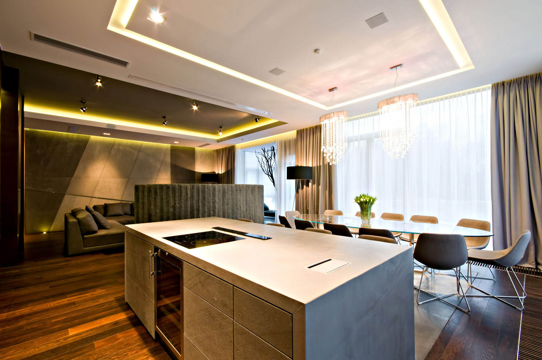 Lazienki Park Luxury Apartment - Warsaw, Poland
