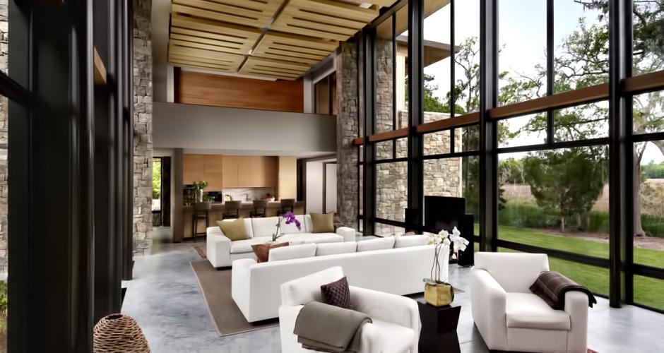 Bray's Island Luxury Residence - 12 Pinckney Bluff Place, Sheldon, SC, USA